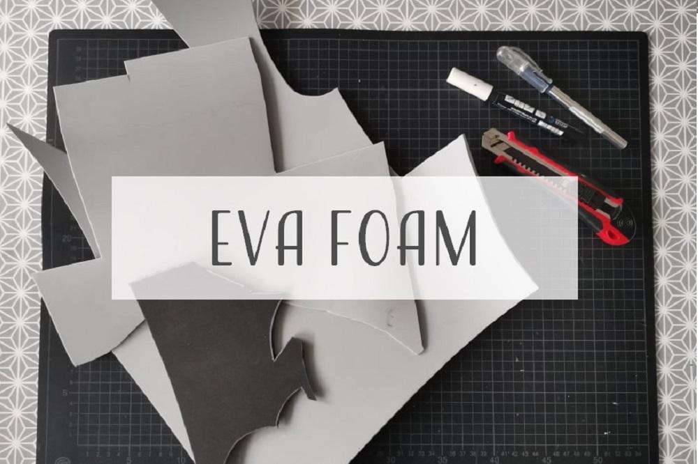 Cosplay Basics – EVA Foam Basics und woher man es bekommt