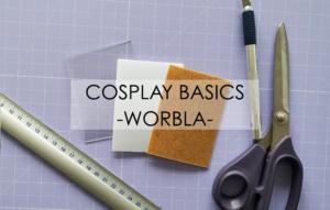 Read more about the article Cosplay Basics – Worbla – Grundlagen, Verarbeitung, Gestaltung und Tipps