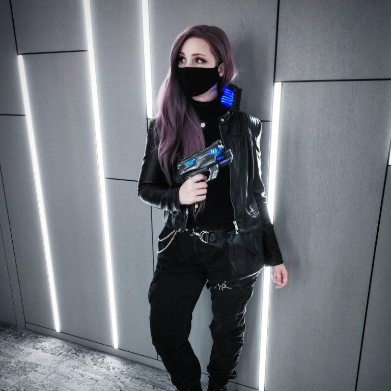 Own Character - Cyberpunk 2077