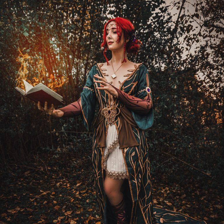 Triss Merigold - Witcher 3