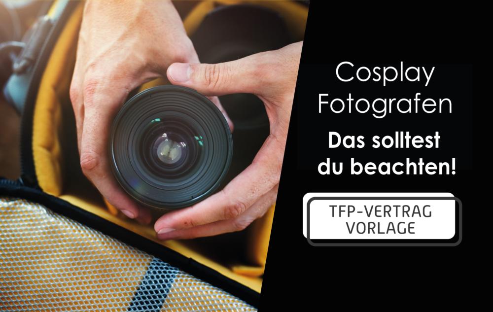 You are currently viewing Cosplay Fotografen – das solltest du beachten!